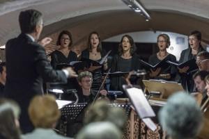 Sängerinnen der Cimbrischen Cantorey