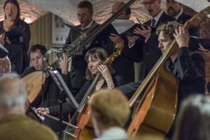 Feinabgestimmte Harmonie zwischen Ensemble Schirokko und der Cimbrischen Cantorey